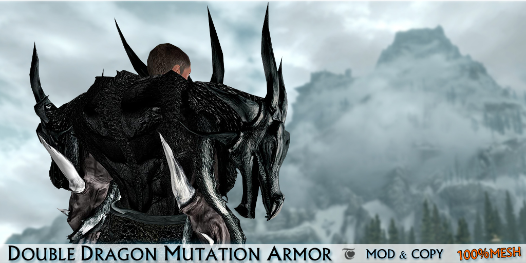 Double Dragon Mutation Armor Vendor 4 Kopie