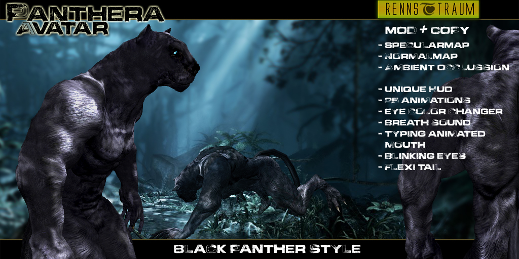 Panthera Avatar vendor 4 black panther Kopie